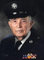 Master Sergeant Harold   Campbell Jr., USAF Retired